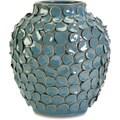 Agean Short Ceramic Vase