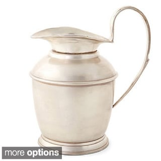Antique Silver Decorative Pitcher