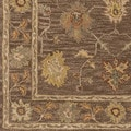 Artistic Weavers Akio Bordered Wool Area Rug (7'6 x 9'6)