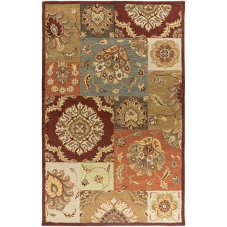 Hand-Tufted Dara Wool Rug (7'6 x 9'6)