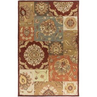 Hand-Tufted Dara Wool Rug (9' x 13')
