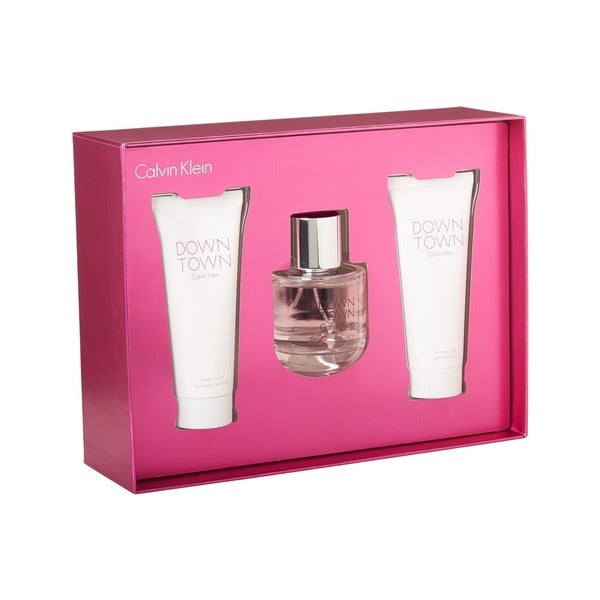 Calvin Klein Downtown Women's 3-piece Fragrance Set