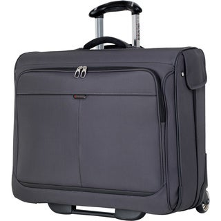 Ricardo Beverly Hills Mar Vista 42-inch Graphite Rolling Garment Bag