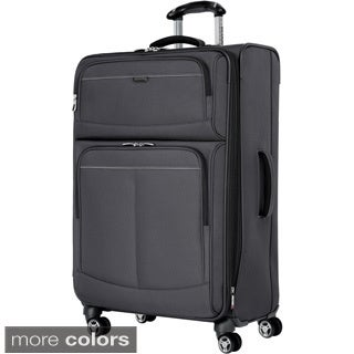 Ricardo Beverly Hills Mar Vista Solid 28-inch Expandable Spinner Upright Suitcase
