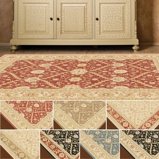 Antiquity Vines Traditional Area Rug (8'9 x 12'3)