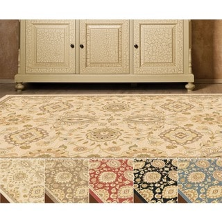 Antiquity Baroque Transitional Area Rug (8'9 x 12'3)