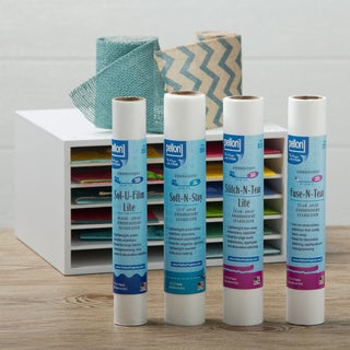 Pellon Water-Soluble Embroidery Stabilizers- Sample Pack (Set of 4)