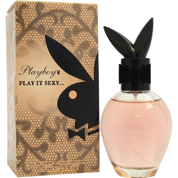 Playboy Play It Sexy Women's 2.5-ounce Eau de Toilette Spray (Tester)