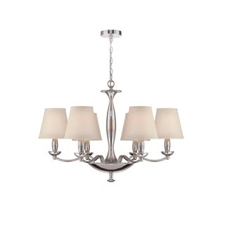 Lite Source Althea 6-light Chandelier