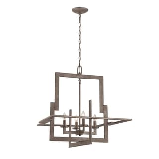 Lite Source Mireya 4-light Chandelier