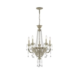 Lite Source Calanthe 5-light Chandelier