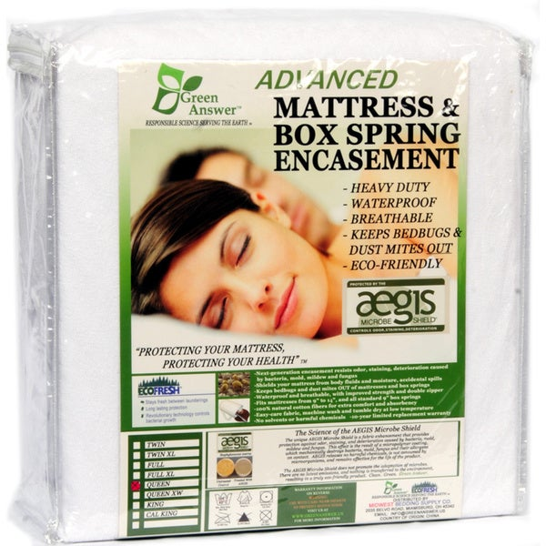 Green Answer Advanced Waterproof Mattress Encasements