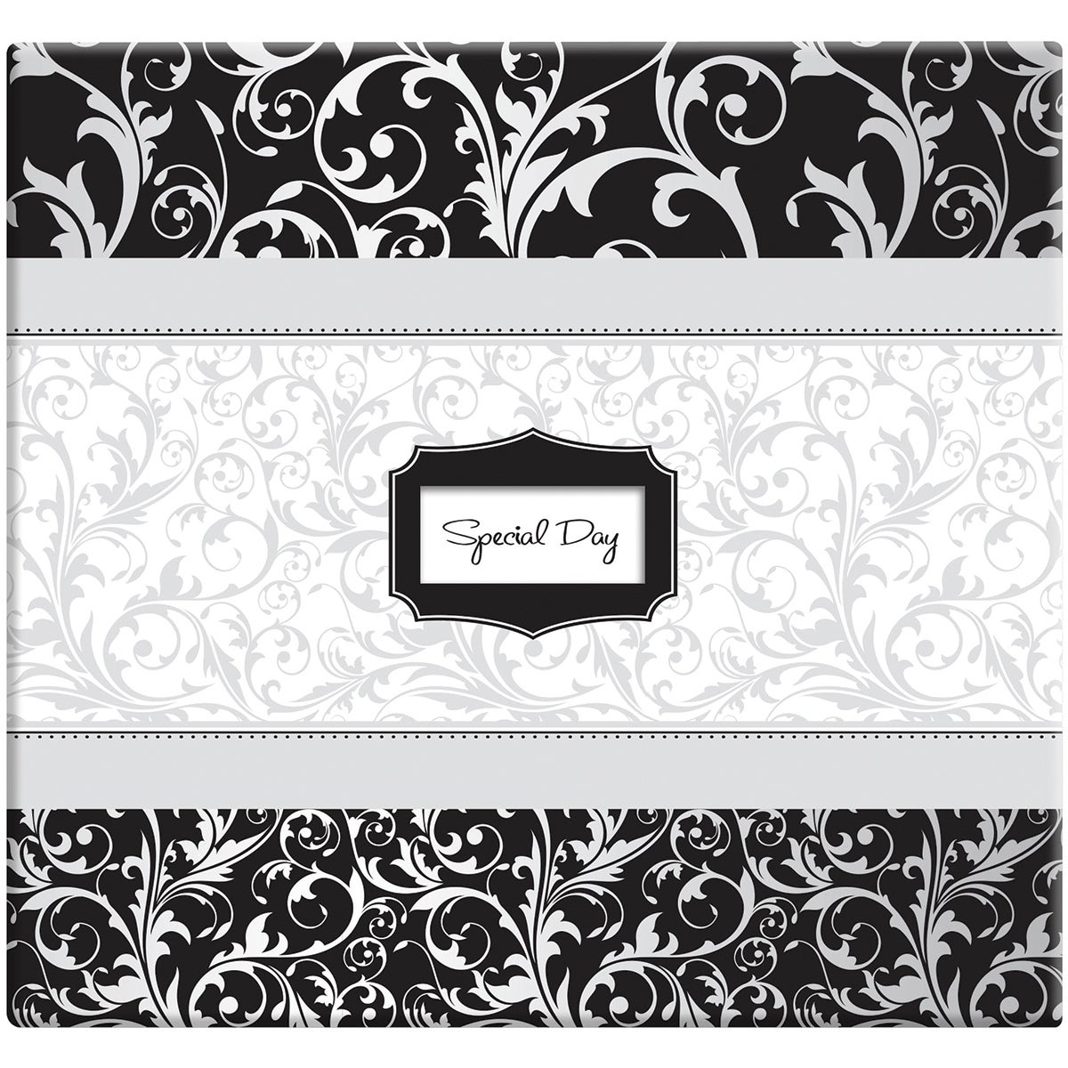 Overstock.com Special Day Post Bound Scrapbook 12X12in at Sears.com