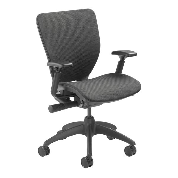 EXO Black Nebula Mesh Office Chair