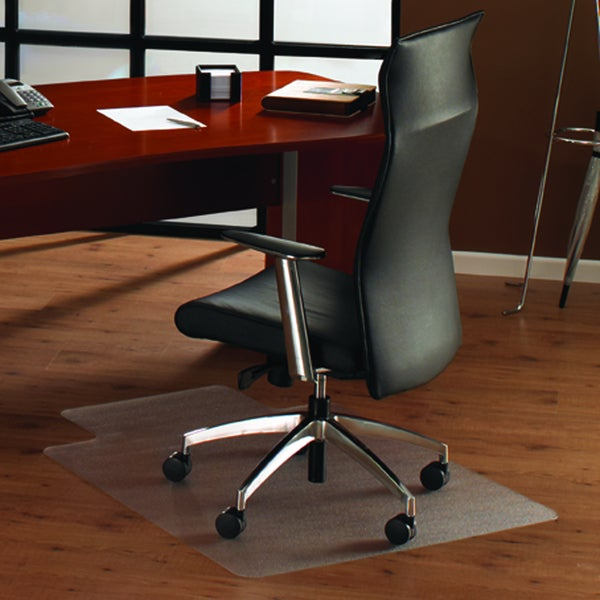 Floortex Cleartex Ultimat Polycarbonate Chair Mat (48 x 48) for Hard