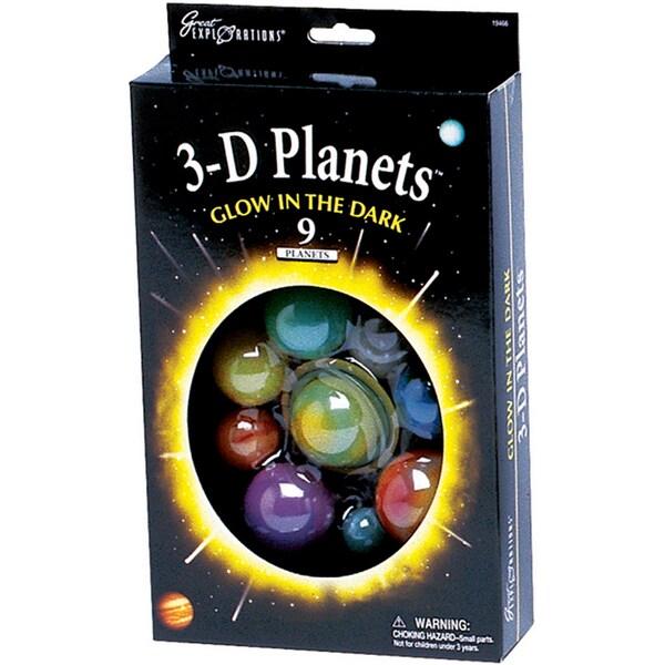 3D Planets Box Kit