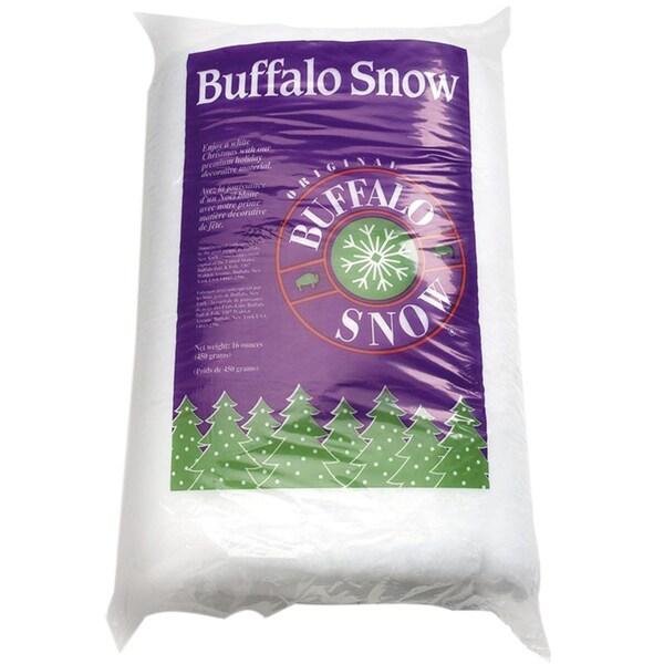 Buffalo Snow 1lb/Pkg