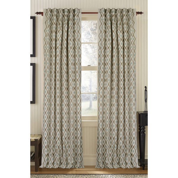 ... Pocket Curtain Panel - Overstock Shopping - Great Deals on Curtains