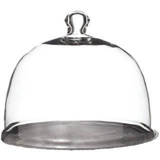 Sage & Co Clear Glass Dome Cloche (11 x 11)