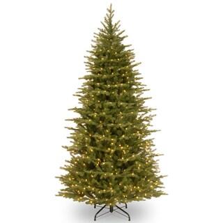 7.5 Foot Feel-Real Nordic Spruce Slim Hinged Tree