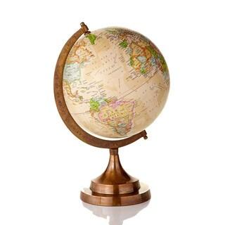 Sage & Co Brass Globe (12 x 18)