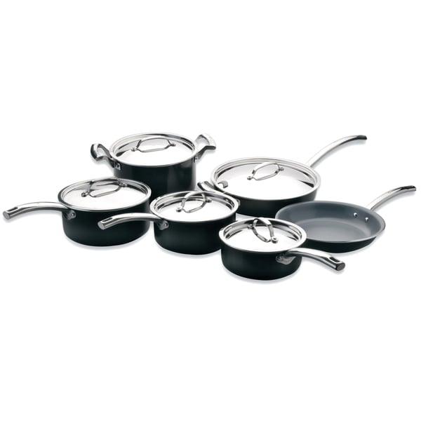 Berghoff Earthchef Montane 11-piece Cookware Set