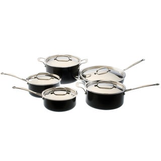 10-piece Earthchef Acadian Cookware Set