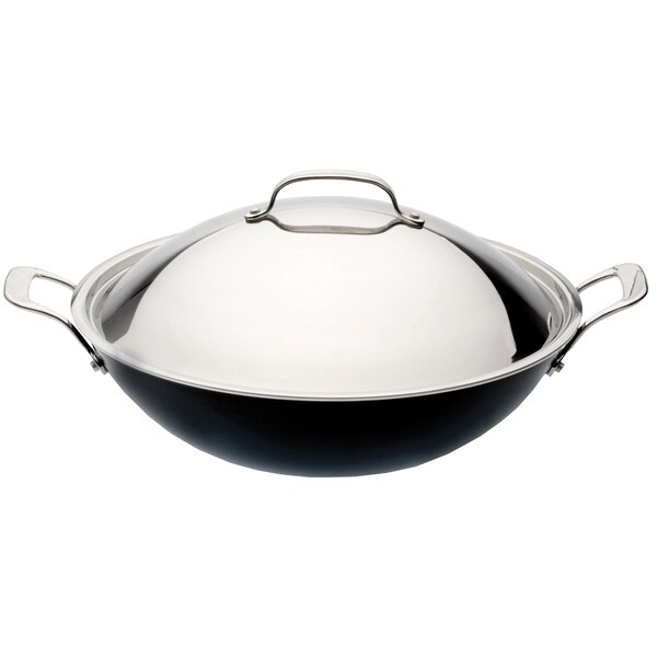 Earthchef Acadian Covered Wok