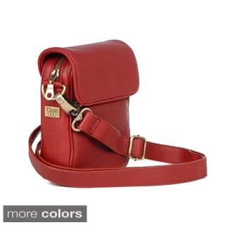Flote Bowery Leather Crossbody Bag