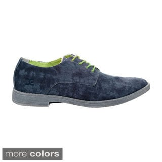 Hey Dude Shoes Men's 'Volterra' Canvas Oxford Shoes