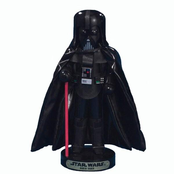 Kurt Adler 10-inch Star Wars Darth Vader Nutcracker 14180251