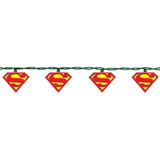 Kurt Adler 10-light Superman Light Set
