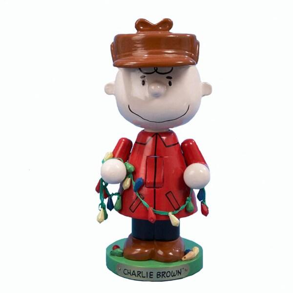 Kurt Adler 10-inch Peanuts Charlie Brown Nutcracker