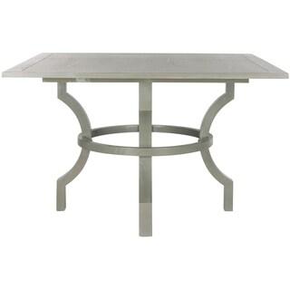 Safavieh Ludlow Ash Grey Square Dining Table