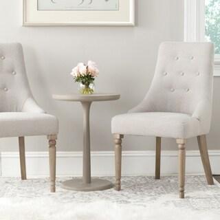 Safavieh Annabel Beige Dining Chair (Set of 2)
