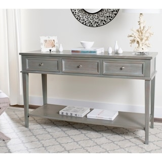 Safavieh Manelin Ash Grey Console