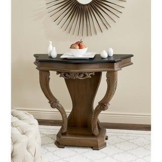 Safavieh Dabury Brown Hall Table