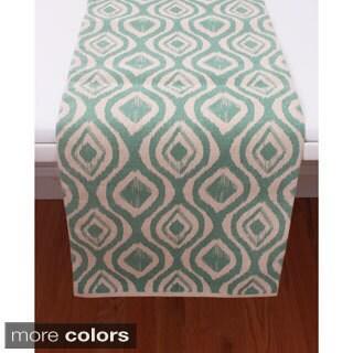 Takoda Ikat Design Table Runner