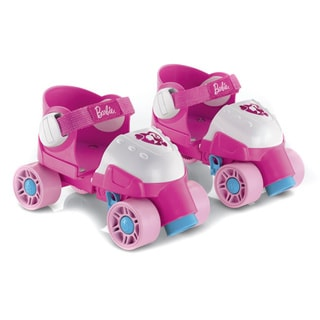 Fisher-Price Barbie 1-2-3 Roller Skates