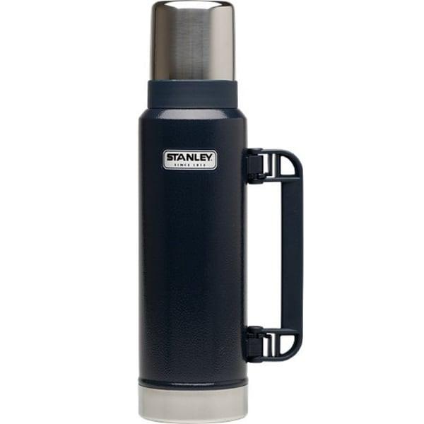 Stanley Classic 1.4 Quart Vacuum Bottle, Hammertone Navy