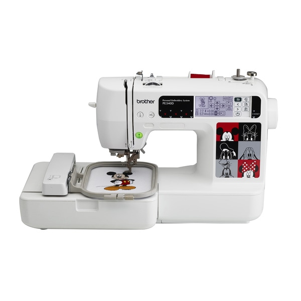 mickey mouse sewing machine