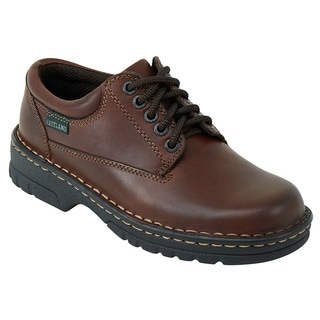 Women's Eastland Plainview Brown Leather