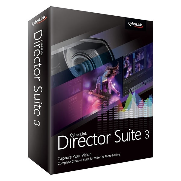 Cyberlink Director Suite v.3.0