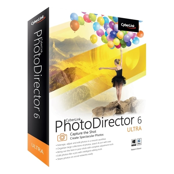 Cyberlink PhotoDirector v.6.0 Ultra
