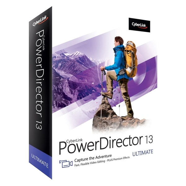 Cyberlink PowerDirector v.13.0 Ultimate
