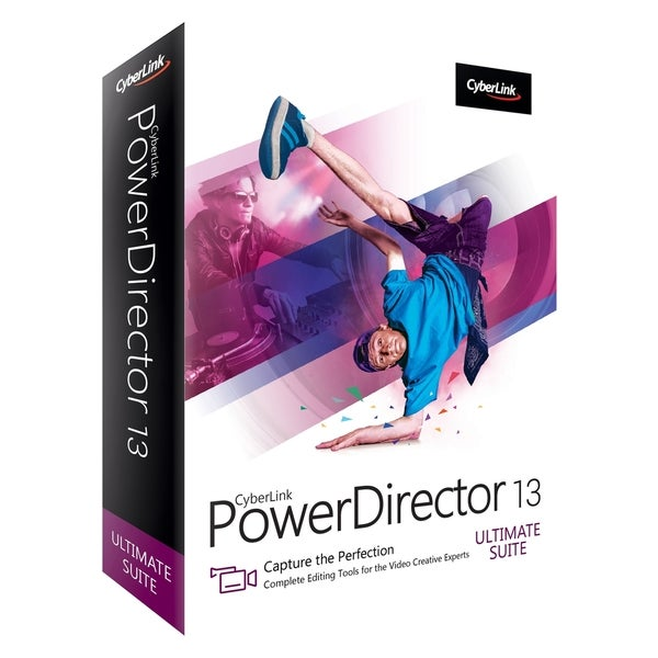 Cyberlink PowerDirector v.13.0 Ultimate Suite
