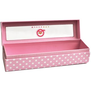Trendy Tape Storage Box-Pink