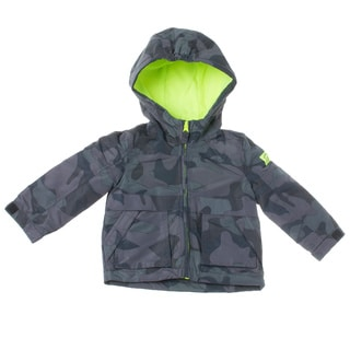 London Fog Toddler Boy's Camo Fleece Lined Jacket