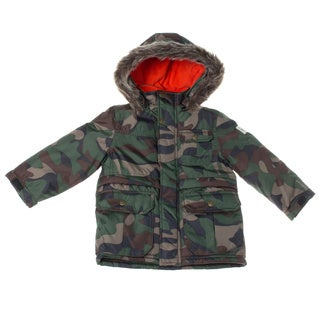 London Fog 4-7 Boy Single HW Jacket