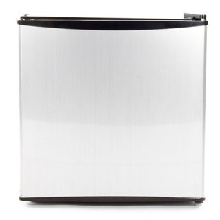 Equator-Midea Stainless Steel Compact Refrigerator